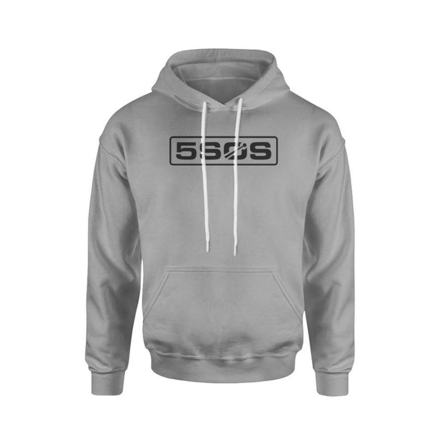 5 Seconds of Summer Logo 2019 Hoodie