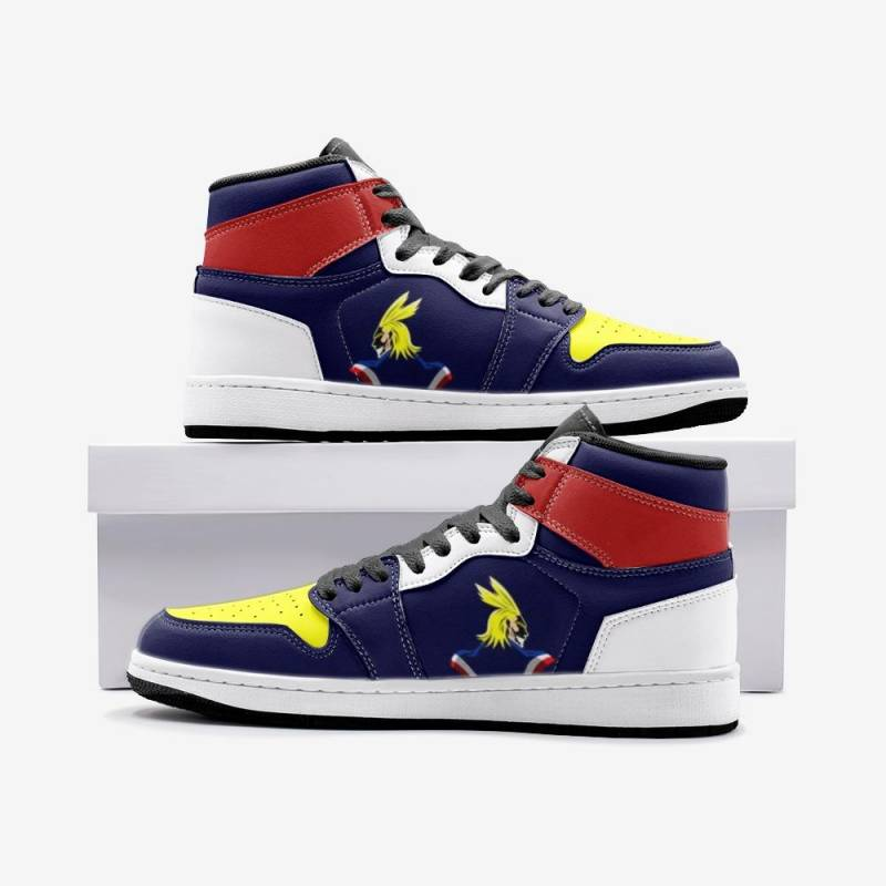 All Might My Hero Academia Custom J-Force™ Shoes