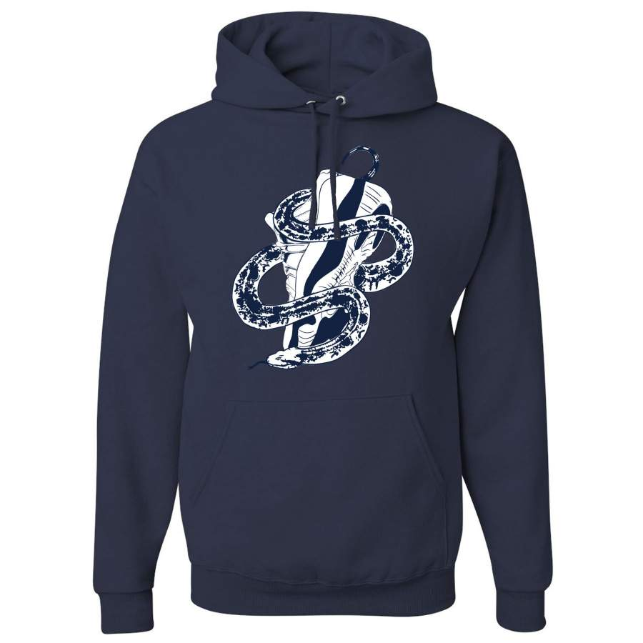 Jordan 11 Low Blue Snakeskin Snake Around Shoes Navy Hoodie