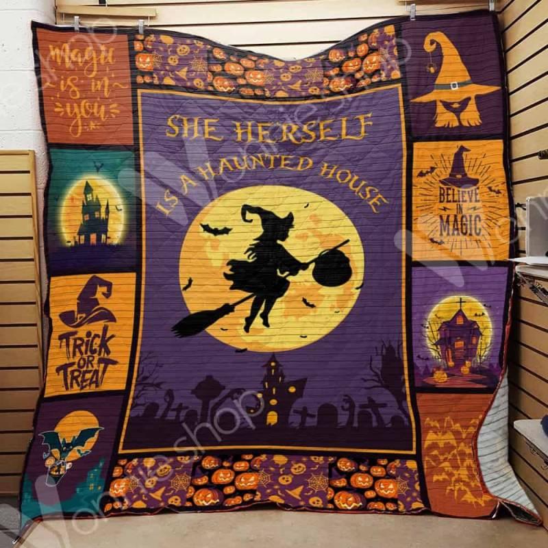 Witch Blanket AU1402 90O42