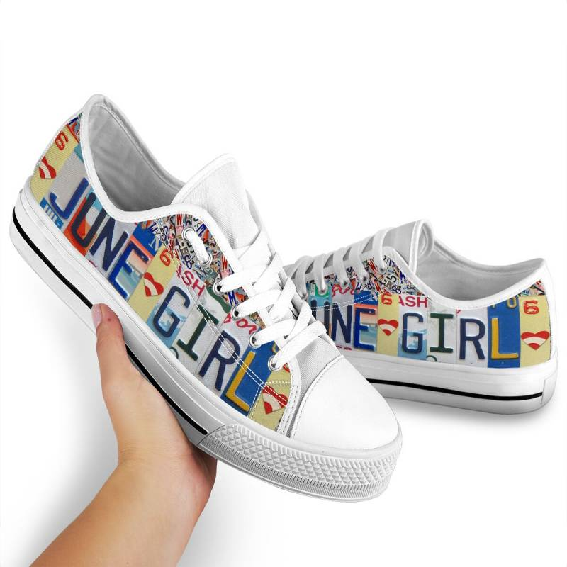 June girl low top shoes- BBS