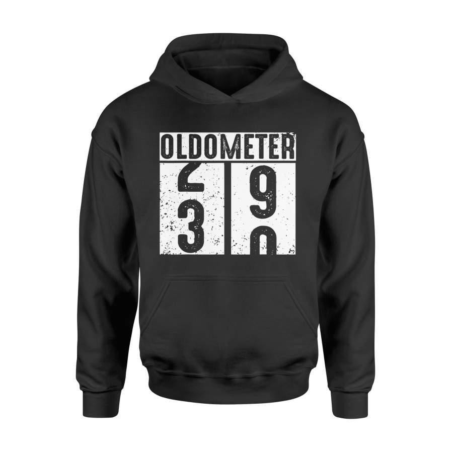 30th Birthday T Shirt Oldometer 1989 30th Birthday T-Shirt - Standard Hoodie