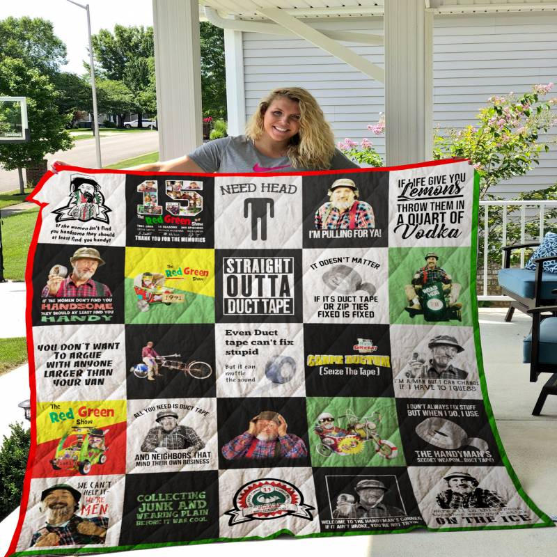 The Red Green Show T-Shirt Quilt For Fans – Best Seller