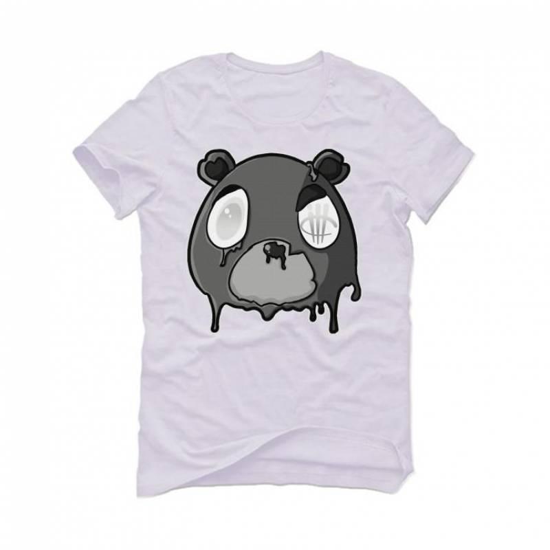 YEEZY 350 V2 Yeshaya Reflective White T-Shirt (BEARZZ)