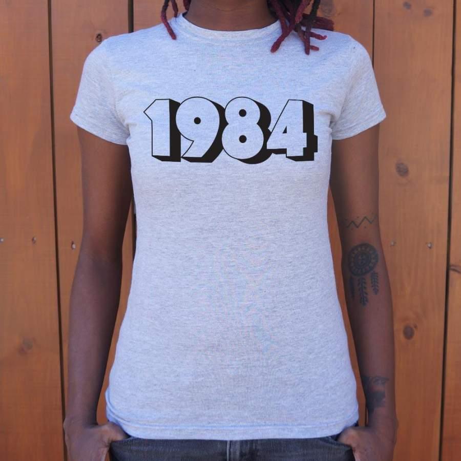 1984 T-Shirt (Ladies)