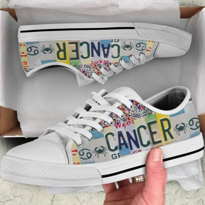 Cancer low top Shoes – BBS