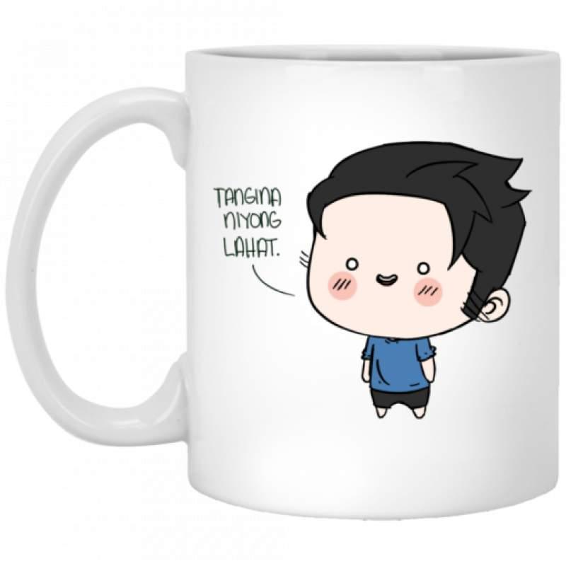 Tangina Niyong Lahat mug