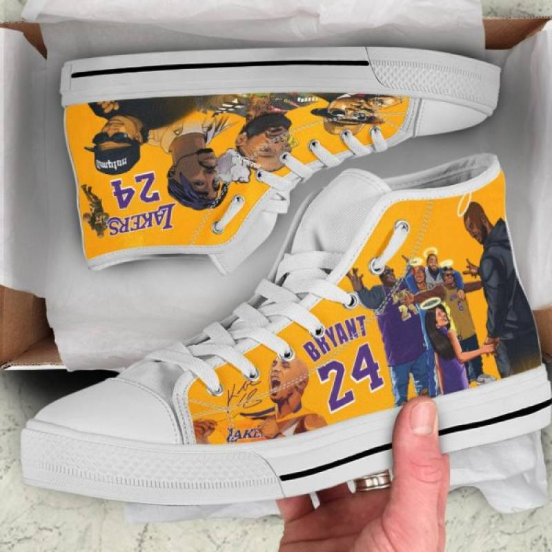 All legend bryant 24 high top shoes – Hothot 070820