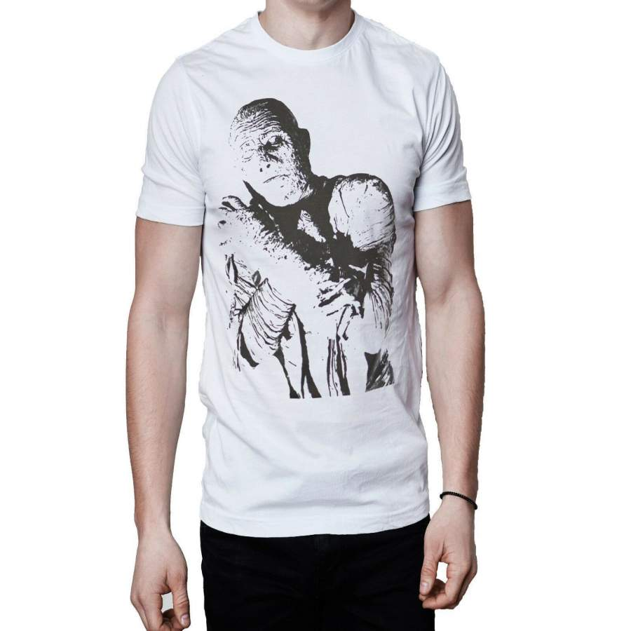 1932 the mummy t shirts Film Poster Inspired White T-Shirt 2019 new