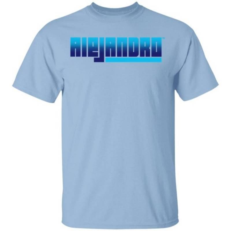 Alejandro Rosario Merch Shirt