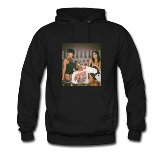 Playboi Carti With Girls Hoodie (Oztmu)