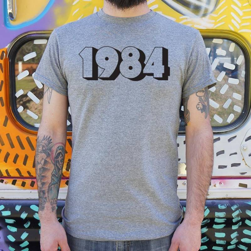 1984 T-Shirt (Mens)
