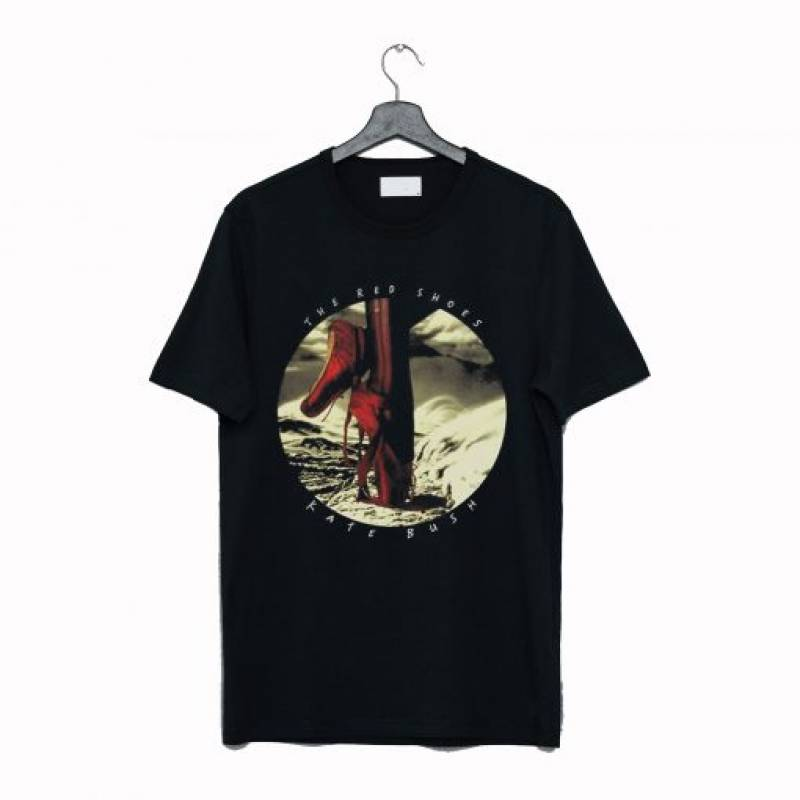 The Red Shoes Kate Bush T-Shirt AI