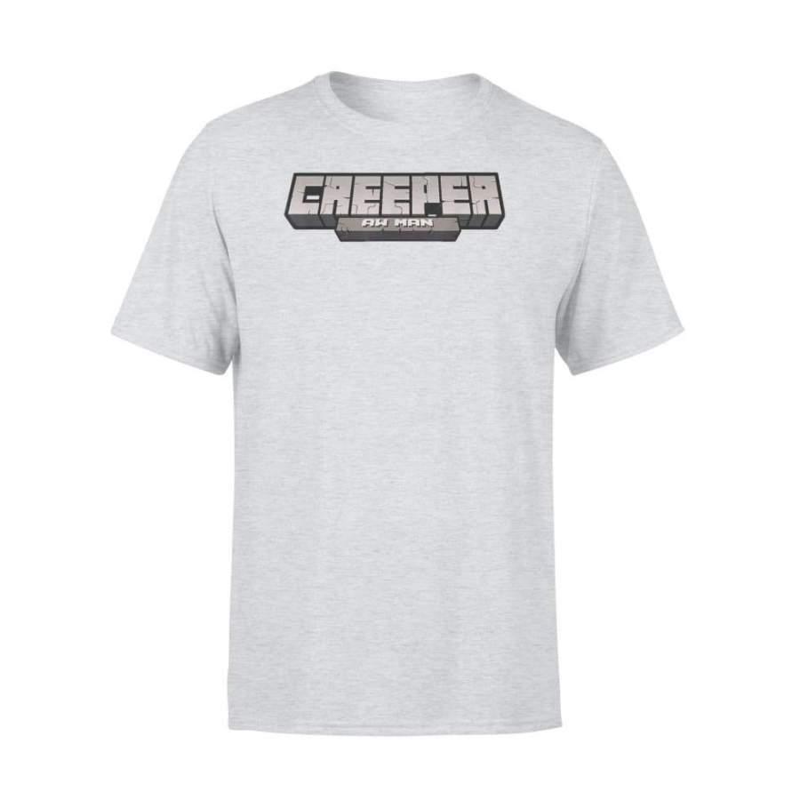 Creeper Aw Man Shirt Funny Meme - Standard T-shirt ...