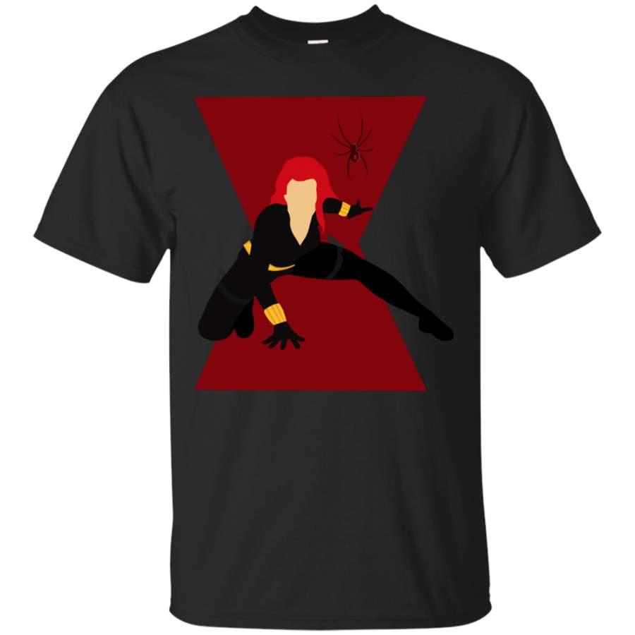 AVENGERS ASSEMBLE - Black Widow Natasha Romanoff T Shirt & Hoodie