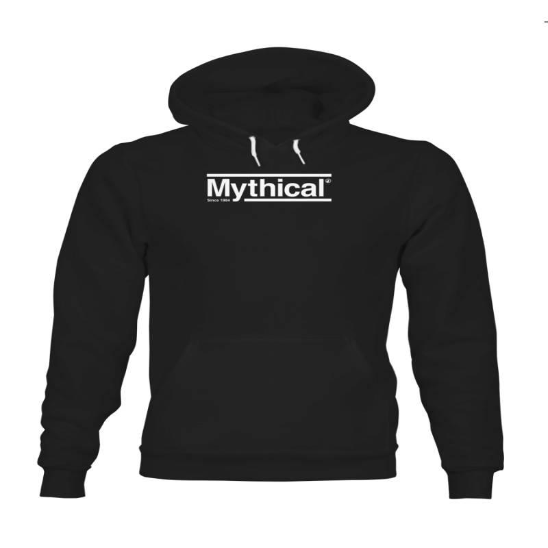 Mythical Merch Minimalist Hoodie