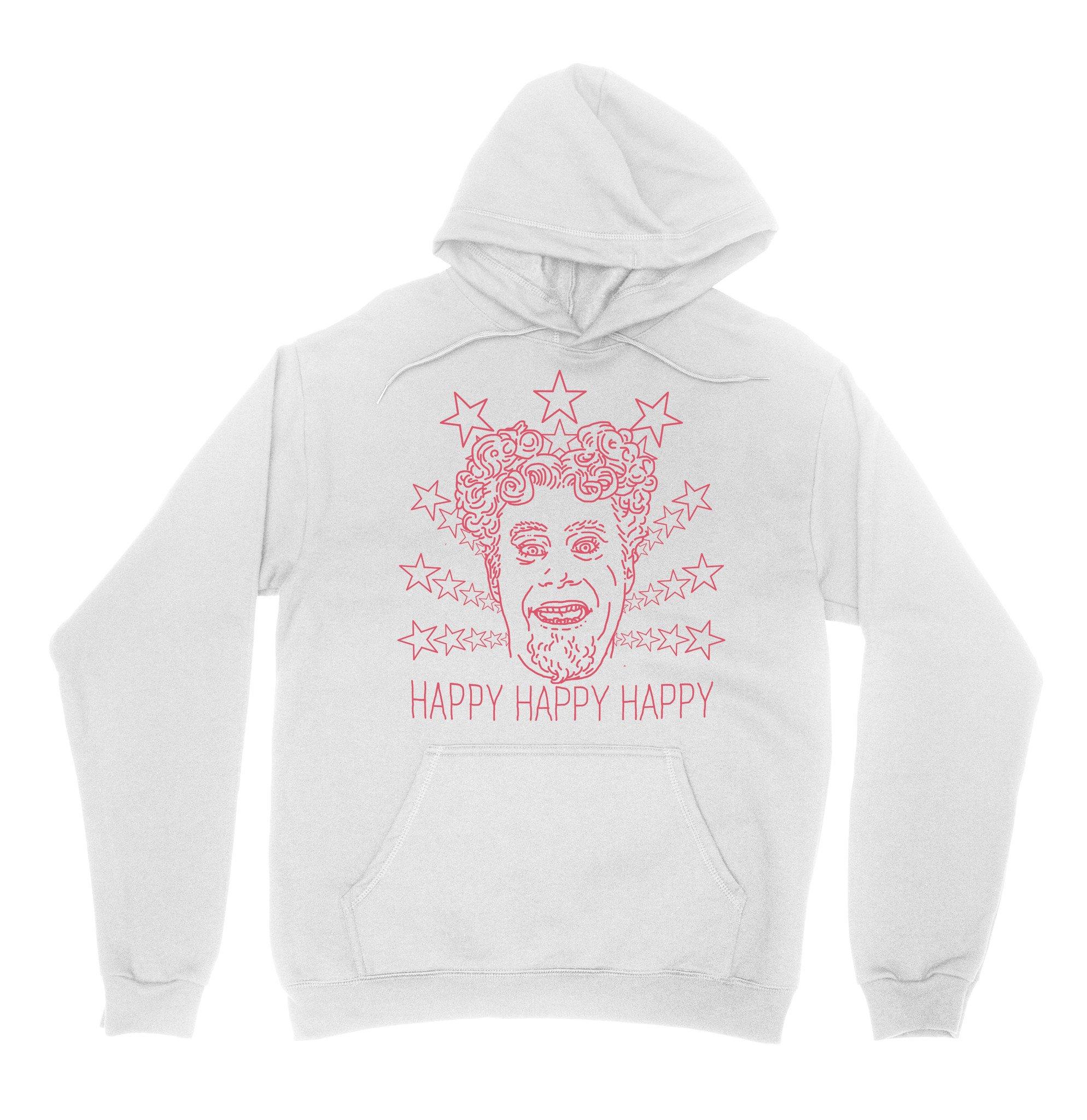 Mugato, Happy, Happy, Happy 'Zoolander' Hoodie
