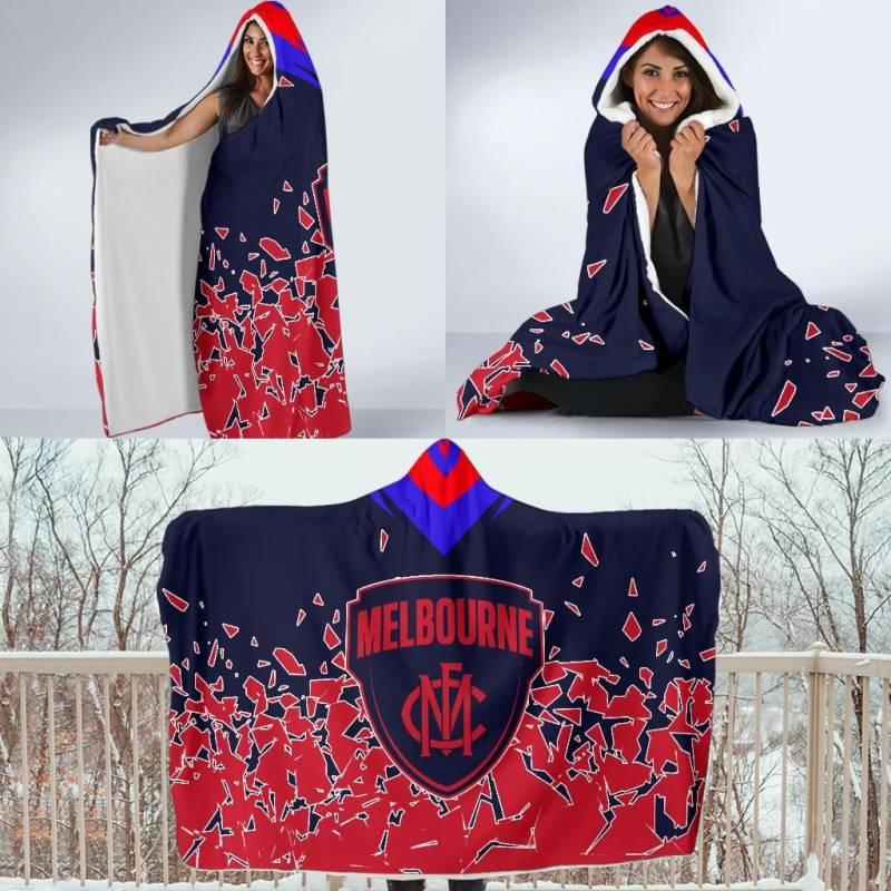 Melbourne Hooded Blanket A25