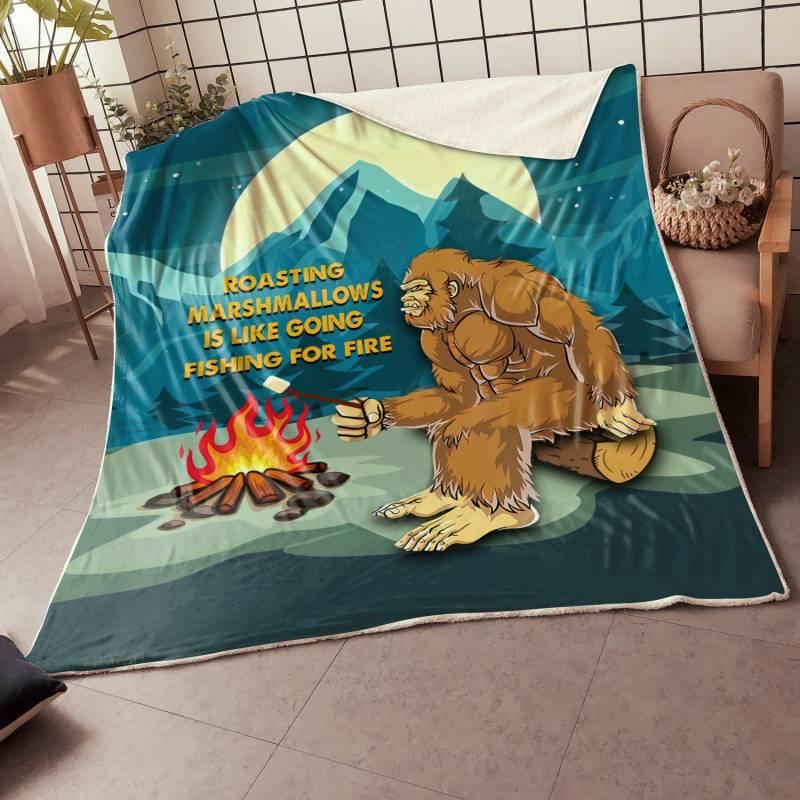 NHT Bigfoot Camping Blanket 3832203010