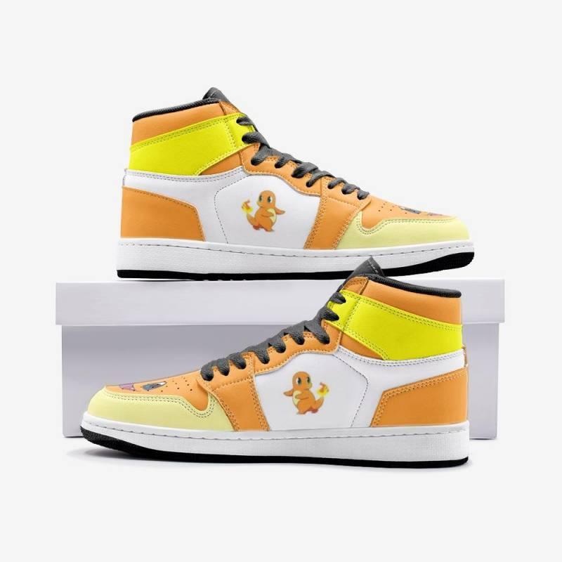 Charmander Pokémon Custom J-Force™ Shoes