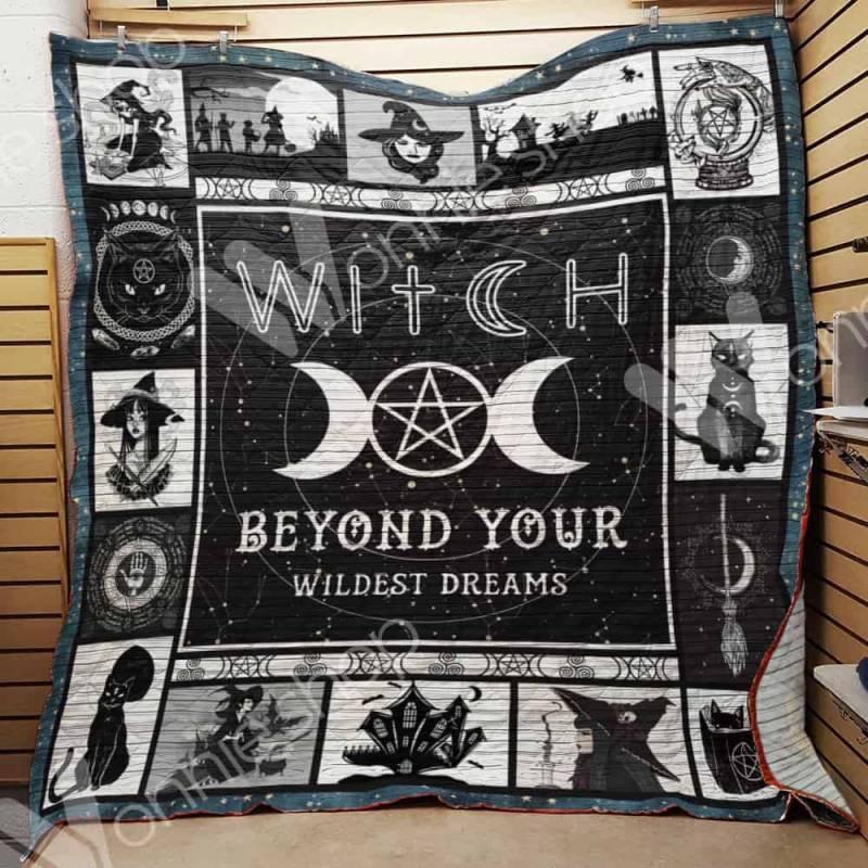Witch Blanket AU1001 97O39