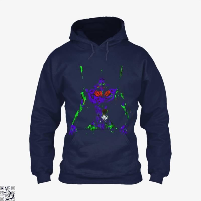 01, Neon Genesis Evangelion Hoodie