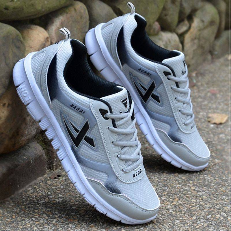 Adult Breathable Super Light Casual Tenis Sneakers & Shoes