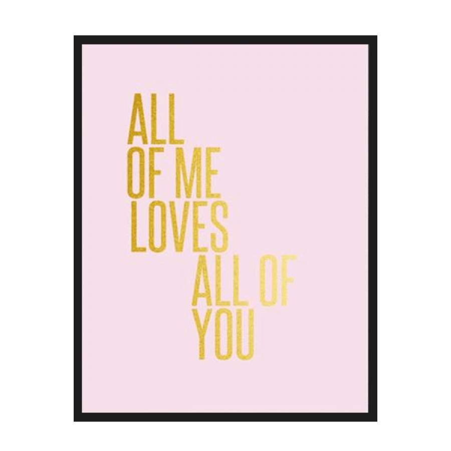 All Of Me Poster