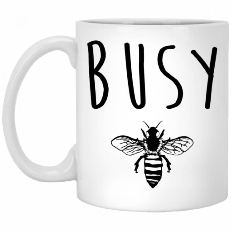 Bee busy mug