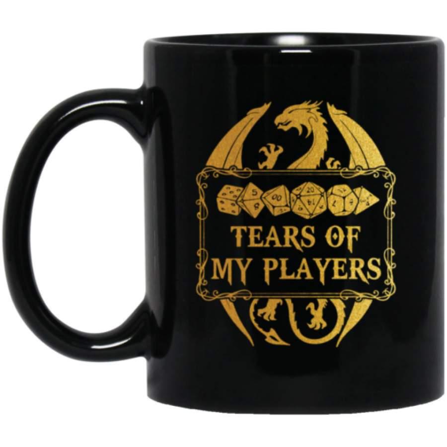 Tears of my players mug