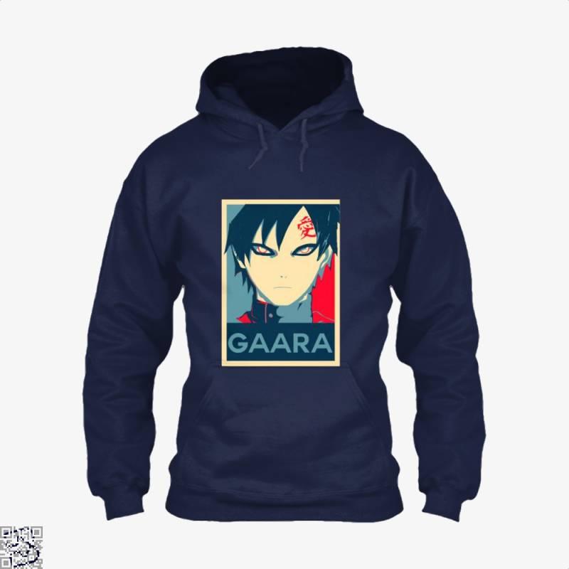 Gaara Poster, Naruto Hoodie
