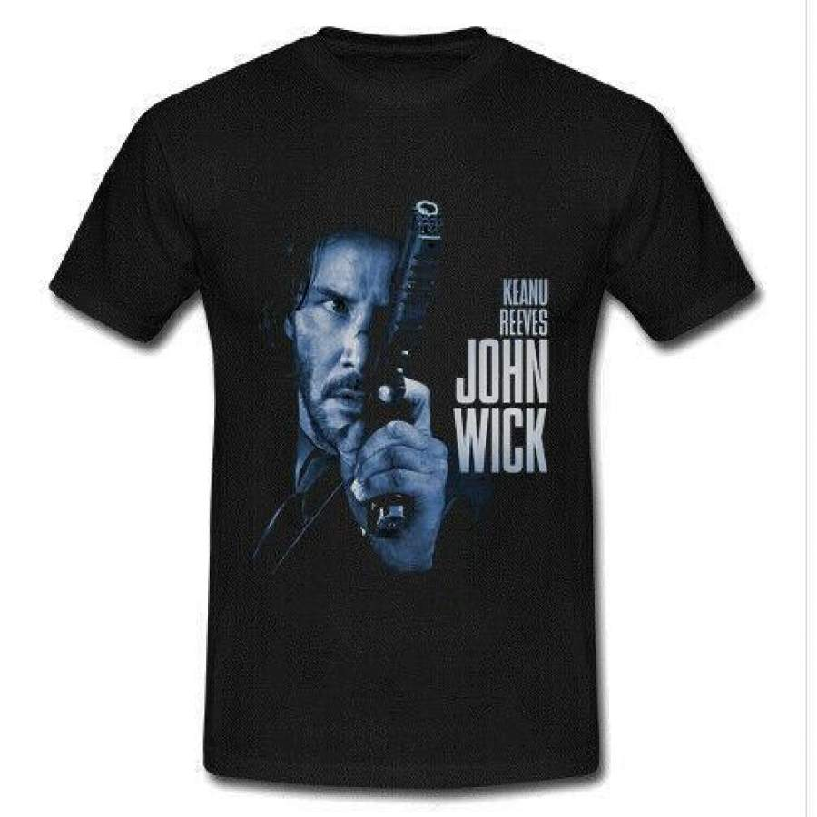*New* John Wick 3 2019 Movie T Shirt T Shirt Men Women