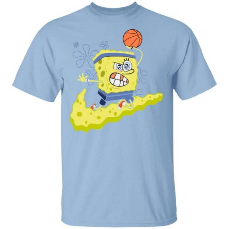 Nike Spongebob Kyrie Shirt