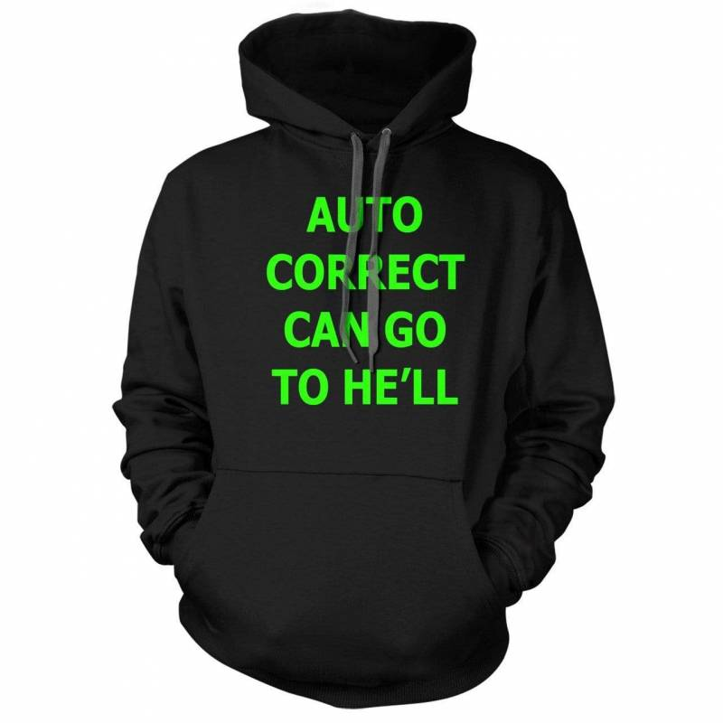 Auto Correct Hoodie