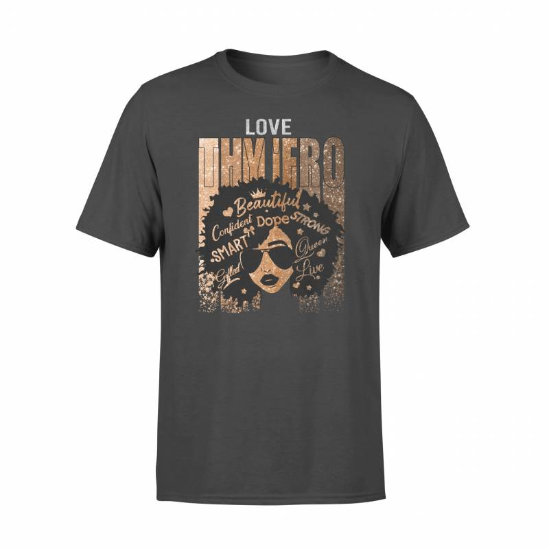 Afro Hair Love Thy 'Fro - Standard T-shirt