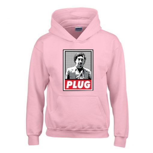 Pablo Escobar Plug Narcos Hoodie (Oztmu)