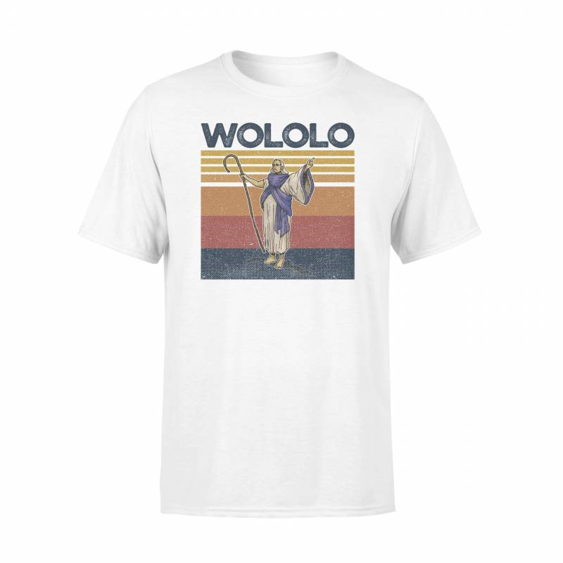 Age Of Empires Wololo - Standard T-shirt