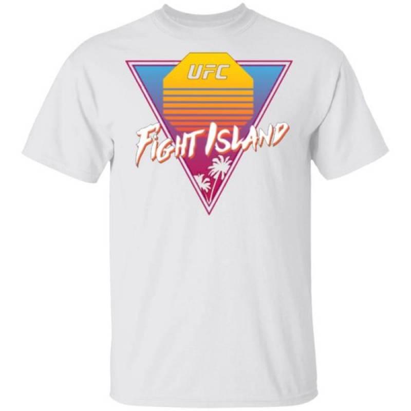 UFC Fight Island Shirt