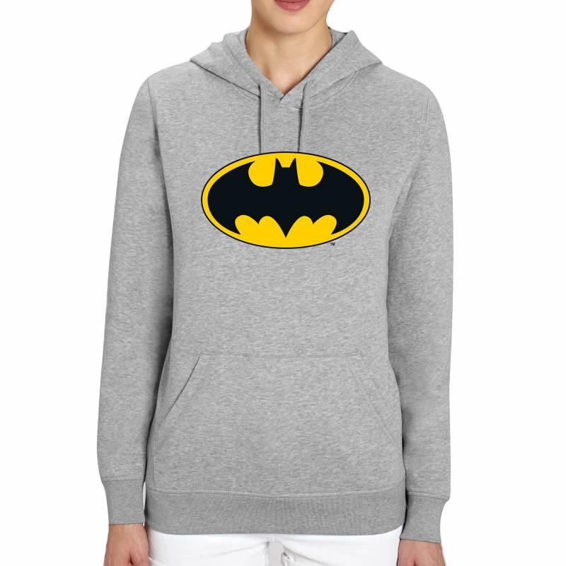 DC Comics Classic Batman Logo Adults Unisex Hoodie