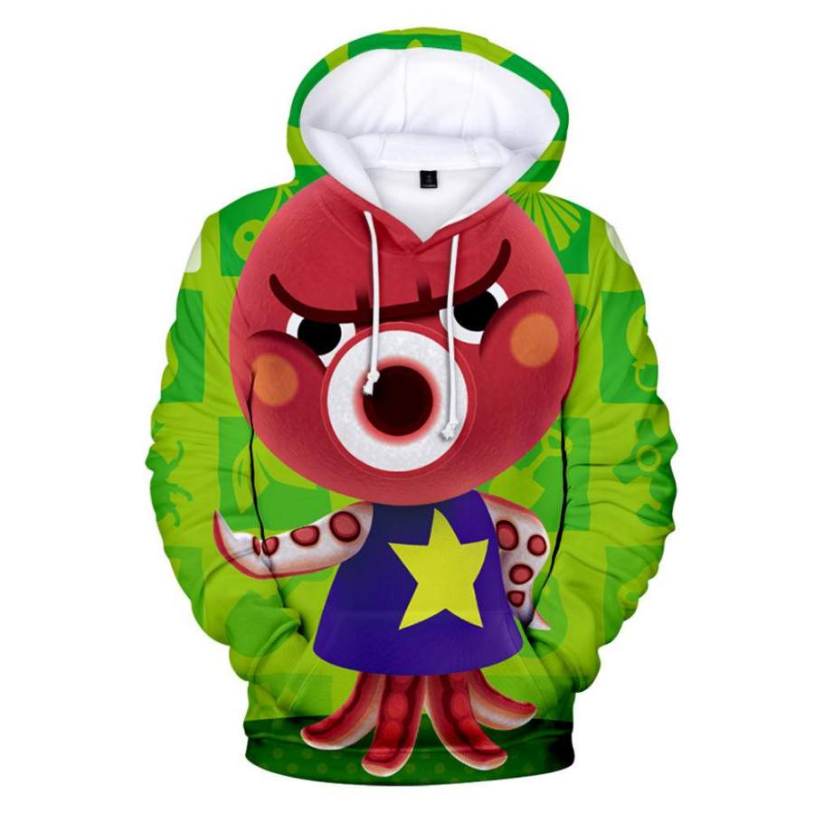 Animal Crossing Octavian Hoodie