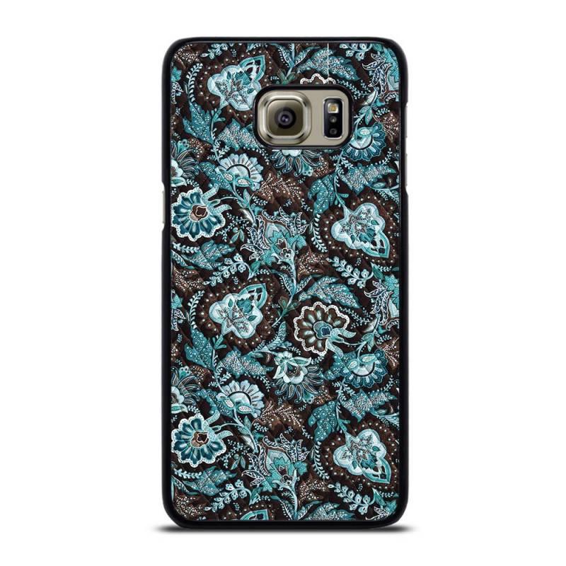 VERA BRADLEY JAVA BLUE Samsung Galaxy S6 Edge Plus Case