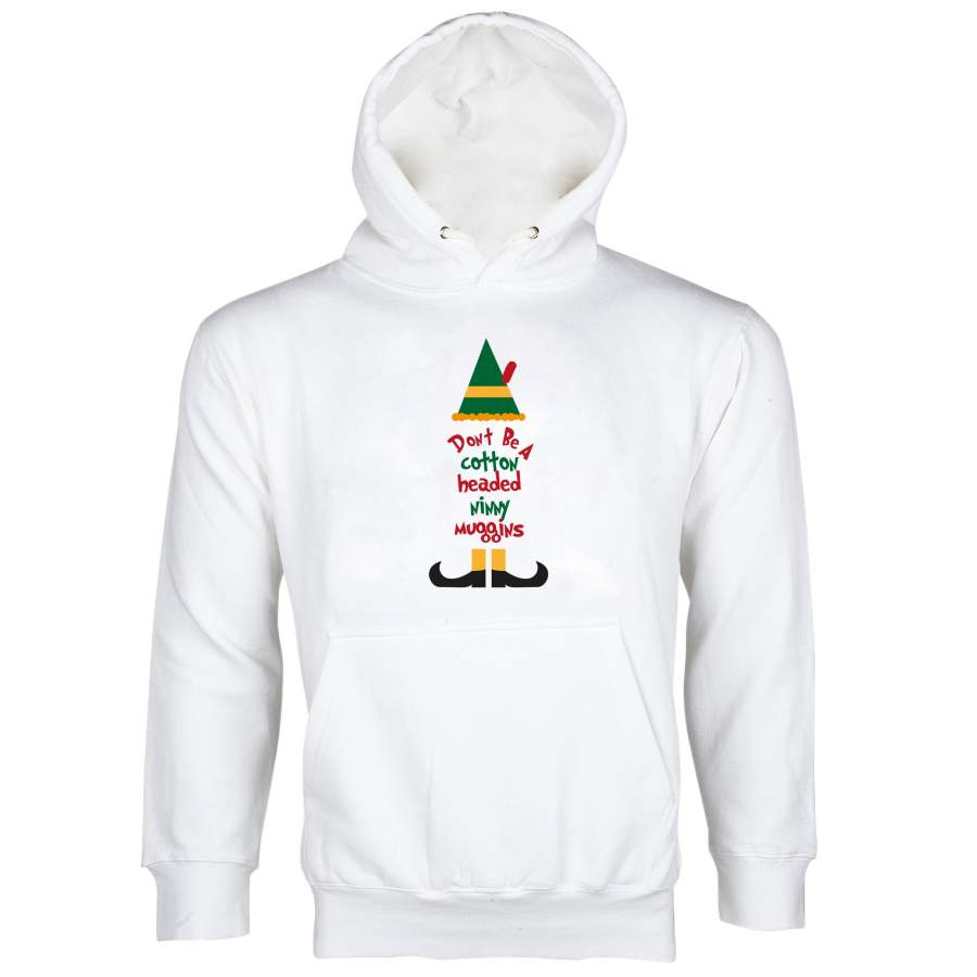 Cotton Headed Ninny Muggins Hoodie Elf Movie Hoodie