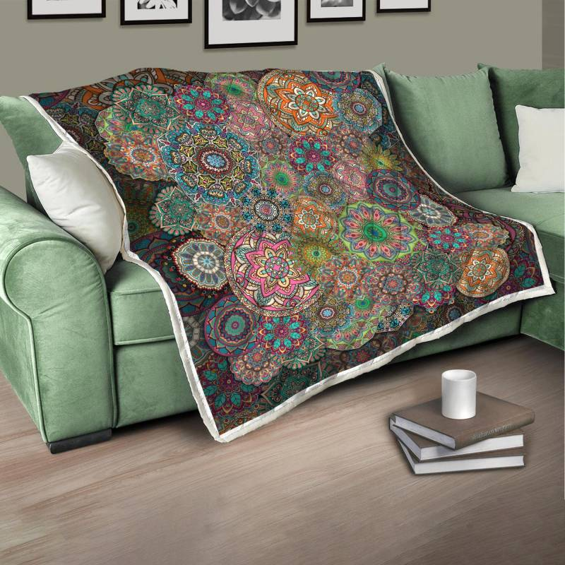Madala Flower  Blanket 3832203055