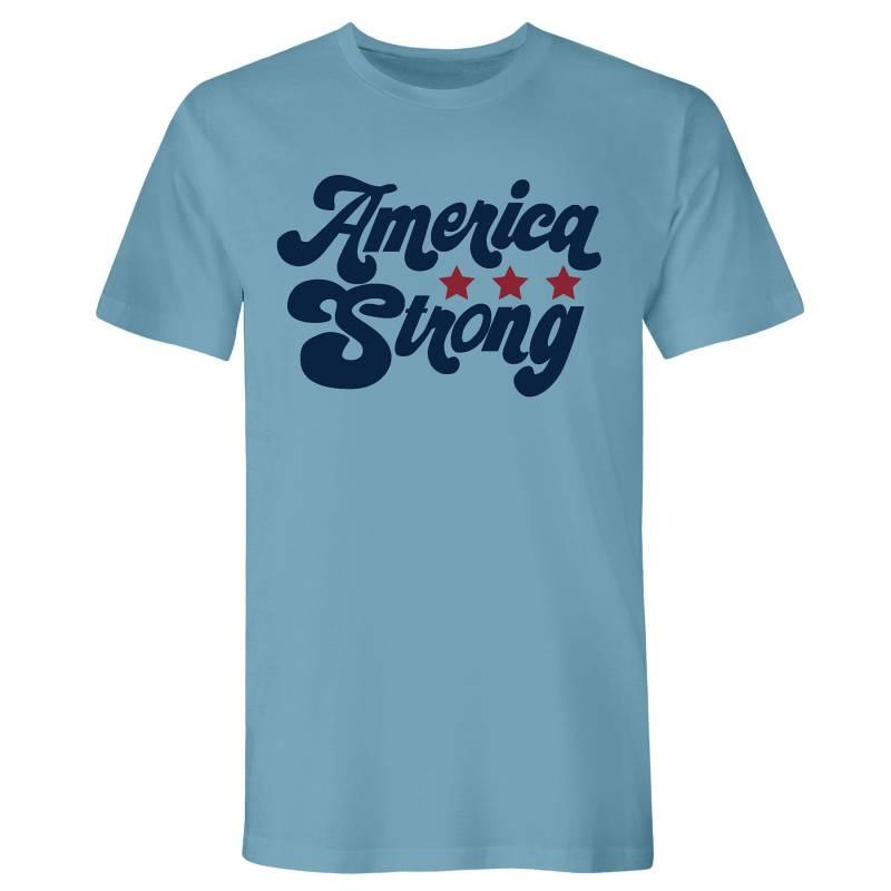 America Strong Retro T-Shirt