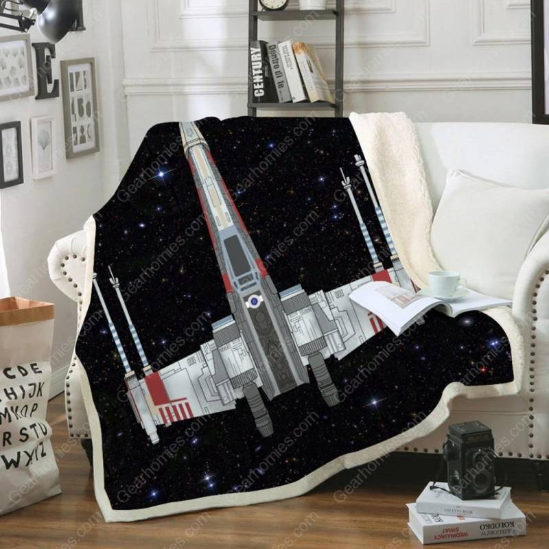 X-Wing Starfighter SW Square Blanket