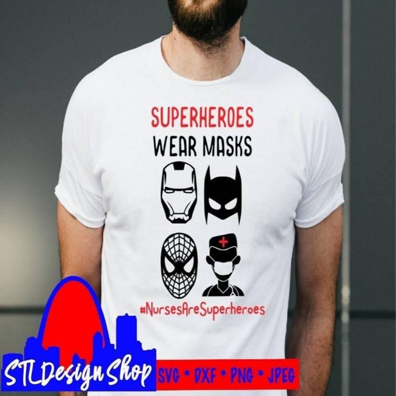 MALE Nurses Superhero svg cut file jpeg png, RN ER Pediatric picu Lpn t-shirts decal diy mug nurse week gift, nurse appreciation silhouette