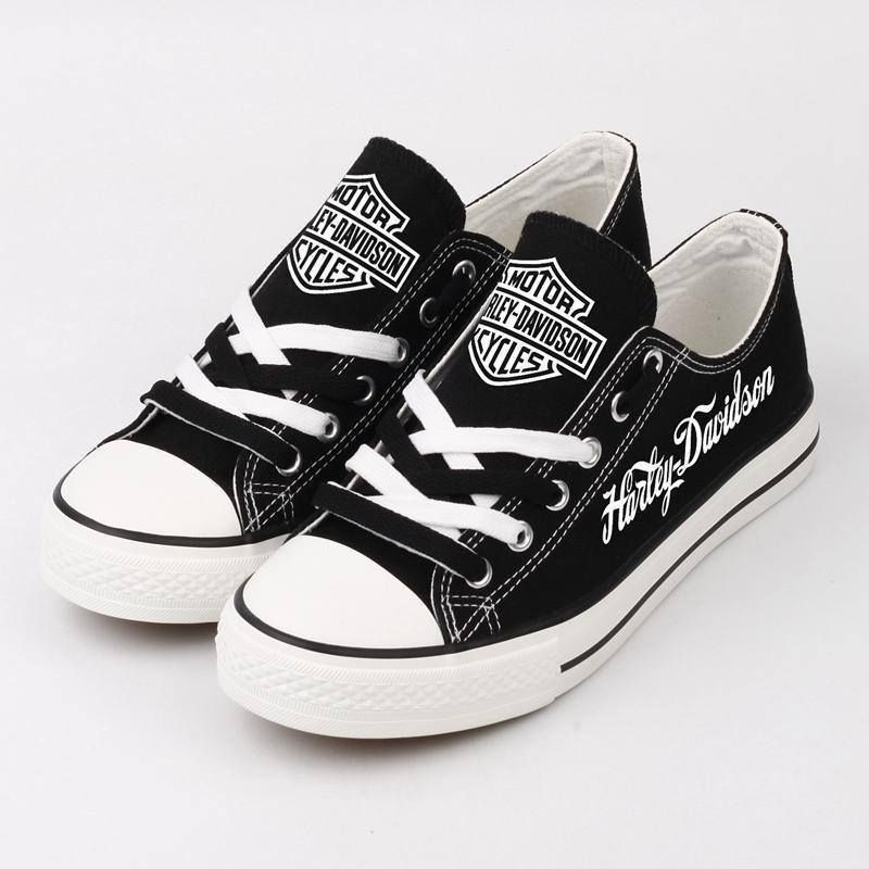 HD Low Top Canvas Shoes NS09126