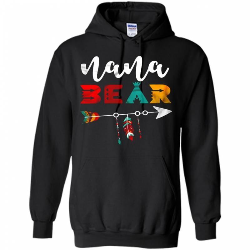 Nana Bear Arrow Version – Hoodie