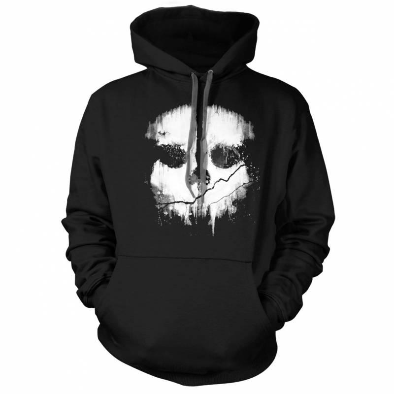 Call of duty Skull Hoodie