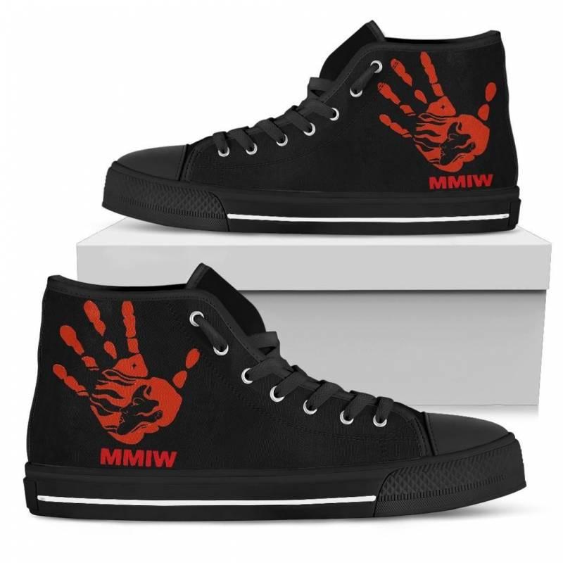Native Women High Top Canvas Shoes N5